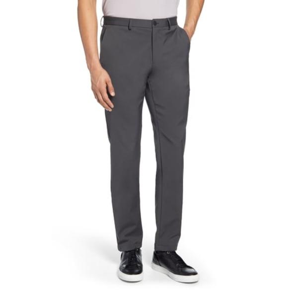 セオリー メンズ カジュアルパンツ ボトムス Zaine Neoteric Slim Fit Pants Dark Grey