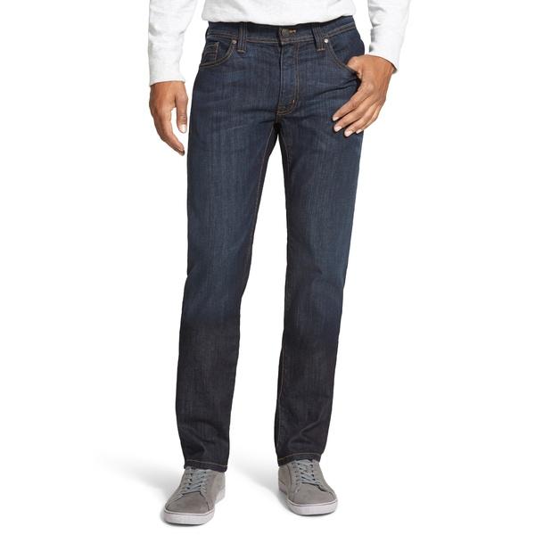 フィデリティ デニム メンズ デニムパンツ ボトムス Jimmy Slim Straight Leg Jeans Clampdown Dark