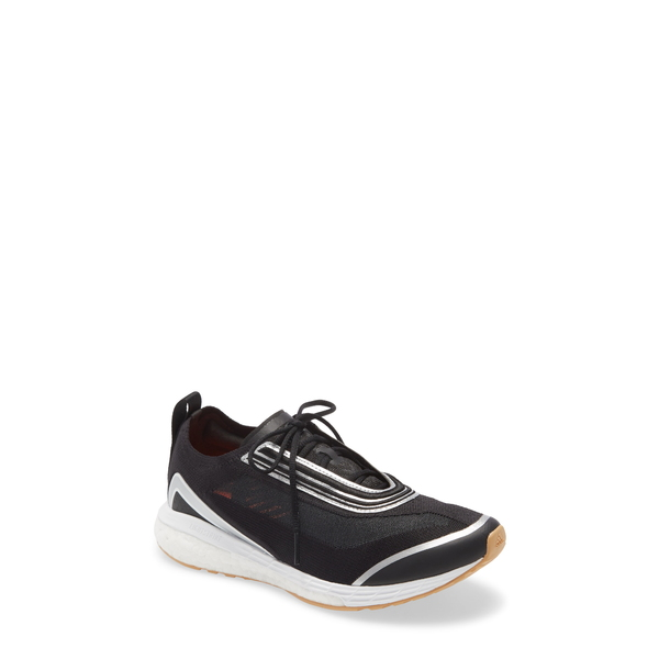 アディダス レディース スニーカー シューズ Boston Running Sneaker Black/ Silver/ Carbon