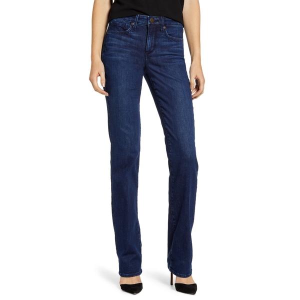 エヌワイディージェイ レディース デニムパンツ ボトムス Marilyn Stretch Straight Leg Jeans Denslowe