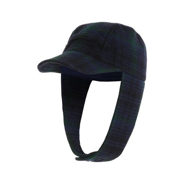 ウール リッチ メンズ 帽子 アクセサリー Wool Plaid Hunting Hat Blackwatch
