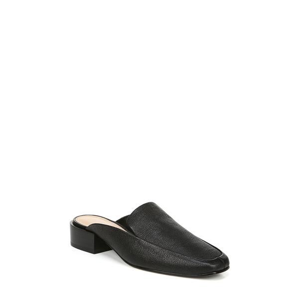ヴィアスピガ レディース サンダル シューズ Bibiane Mule Black Leather