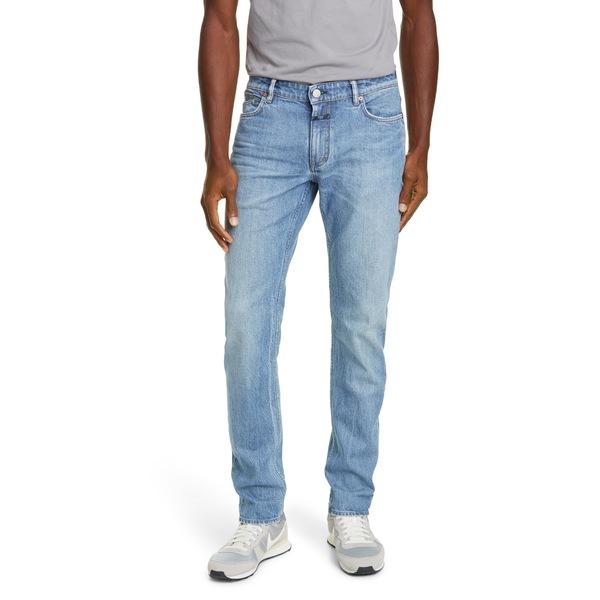 クローズド メンズ デニムパンツ ボトムス Unity Slim Fit Stretch Jeans Mid Blue