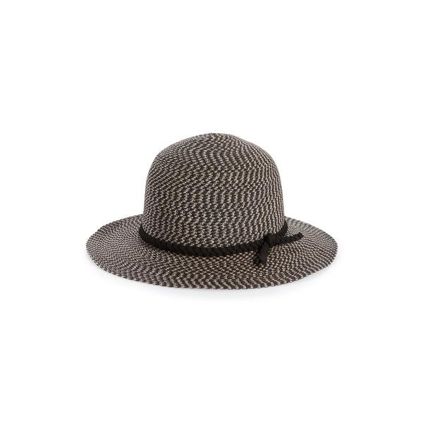 グーリンブラザーズ レディース ヘアアクセサリー アクセサリー Free Will Wide Brim Hat Black