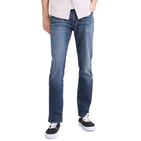 メイドウェル メンズ デニムパンツ ボトムス Straight Everyday Flex Jeans Ladoga