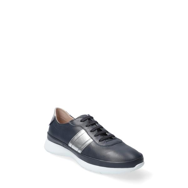 メフィスト レディース スニーカー シューズ Merania Sneaker Navy Leather