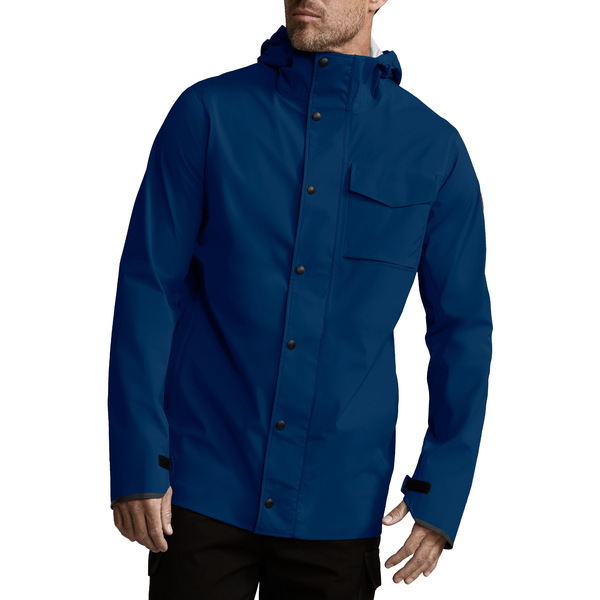 カナダグース メンズ ジャケット&ブルゾン アウター Nanaimo Windproof/Waterproof Jacket Northern Night