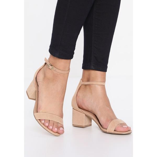 スティーブ マデン レディース シューズ サンダル tan hcxv00d8 Sandals - メーカー公式ショップ IRENEE 全商品無料サイズ交換 完全送料無料