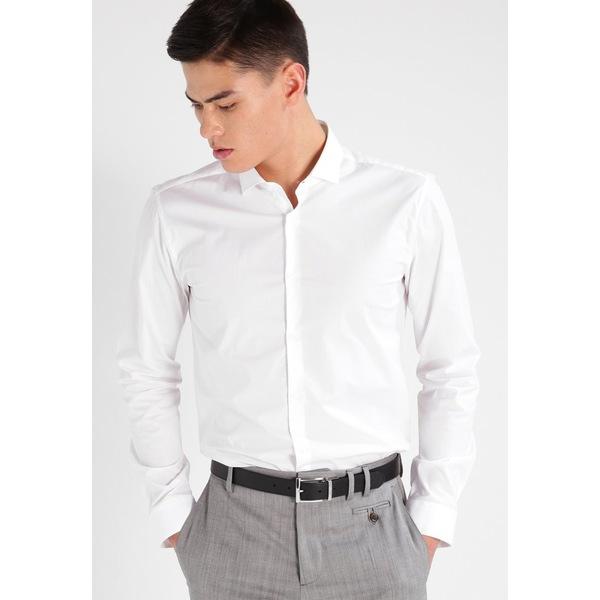 出色 フューゴ メンズ トップス ディスカウント シャツ open white 全商品無料サイズ交換 ERONDO EXTRA hcxv00d8 Formal shirt - SLIM FIT