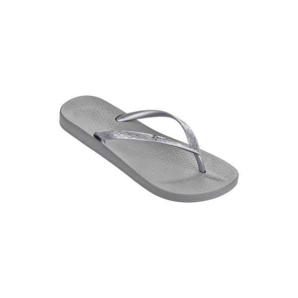 イパネマ レディース サンダル シューズ Ana Flip-Flop Sandals Grey Silver