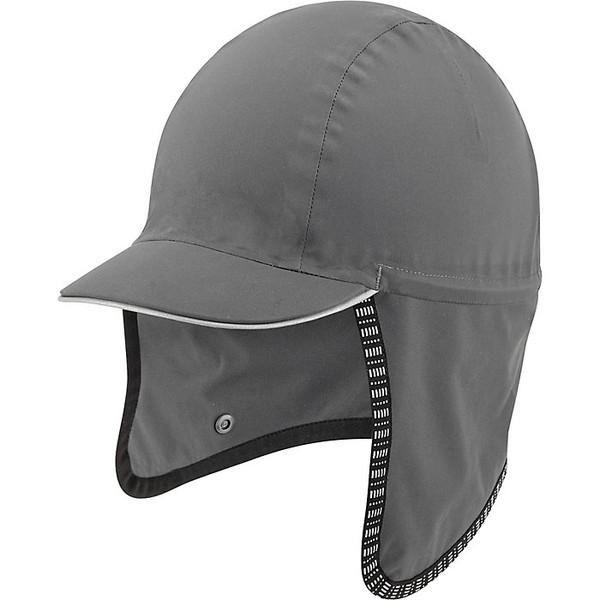 イルスガーナー レディース 帽子 アクセサリー Louis Garneau Waterproof Cap Asphalt