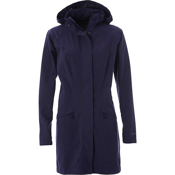 ロイヤルロビンズ レディース ジャケット&ブルゾン アウター Royal Robbins Women's Oakham Waterproof Trench Jacket Ink Blue