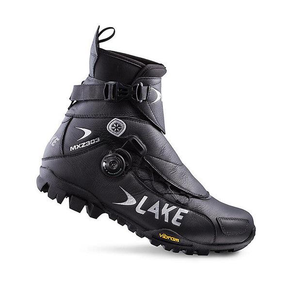 レイク メンズ サイクリング スポーツ Lake Men's MXZ 303 Boot Black