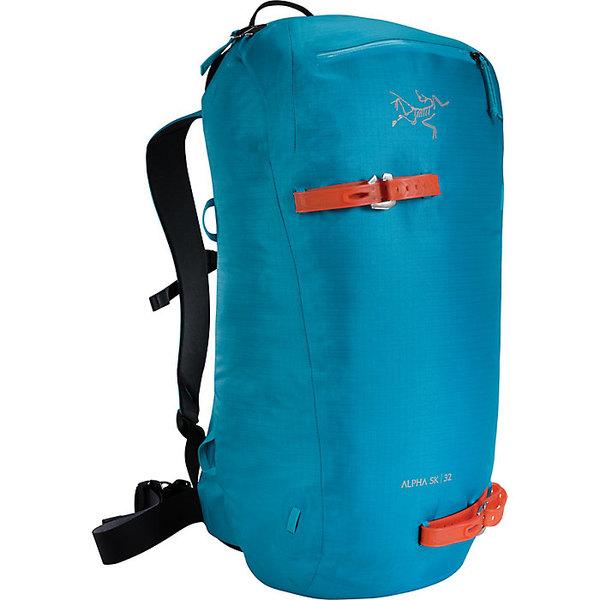 アークテリクス メンズ バックパック・リュックサック バッグ Arcteryx Alpha SK 32 Backpack Dark Firoza