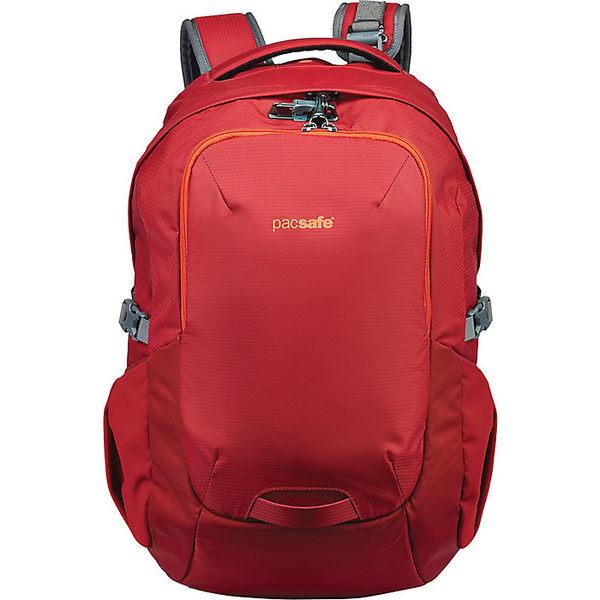パックセーフ メンズ バックパック・リュックサック バッグ Pacsafe Venturesafe 15L G3 Backpack Goji Berry