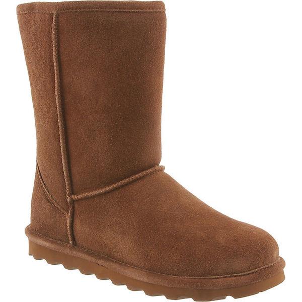 ベアパウ レディース ブーツ&レインブーツ シューズ Bearpaw Women's Elle Short Boot Hickory II