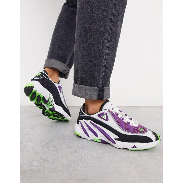 アディダスオリジナルス メンズ スニーカー シューズ adidas Originals FYW 98 sneakers in white Wh1 - white 1
