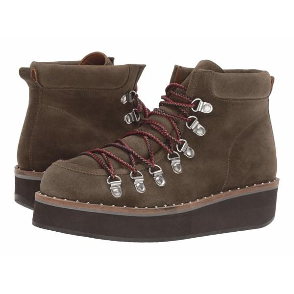フリーピープル レディース ブーツ&レインブーツ シューズ Durango Hiker Boot Green