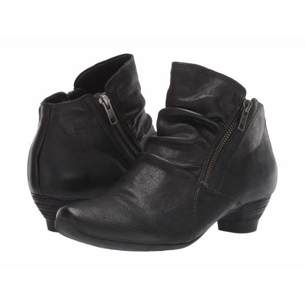 スィンク レディース ブーツ レインブーツ シューズ Aida Ankle Boot85266 BlackuOPTXkZi