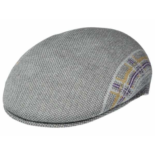 カンゴール メンズ 帽子 アクセサリー Plaid Stripe 504 Flannel