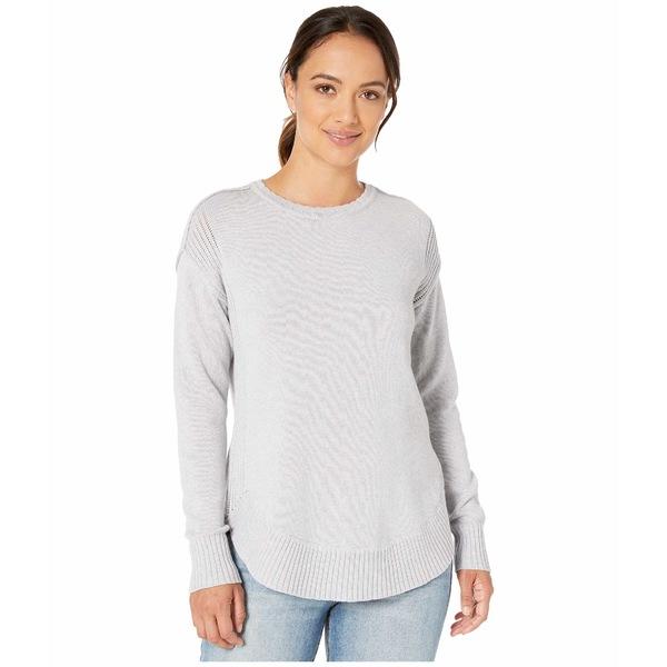 アベンチュラ レディース ニット&セーター アウター Callisto Sweater Grey Shimmer
