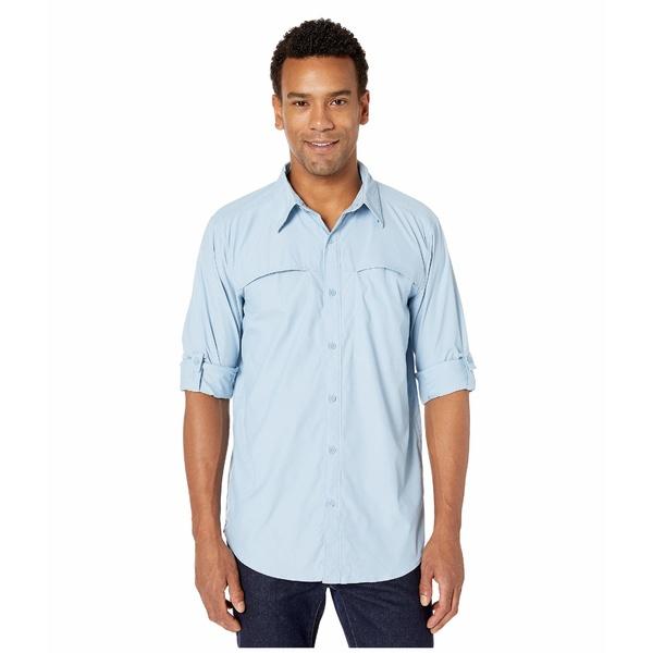 エクスオフィシオ メンズ シャツ トップス BugsAway Gallatin Long Sleeve Shirt Aleutian