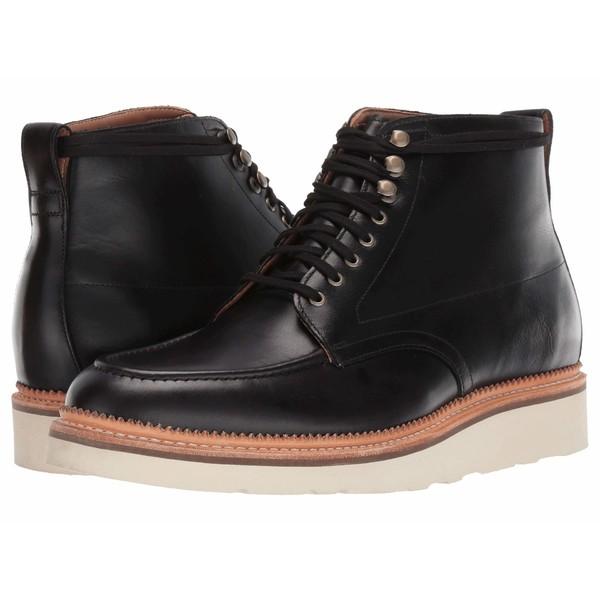 ボストニアン メンズ ブーツ&レインブーツ シューズ Berkshire Peak Black Leather