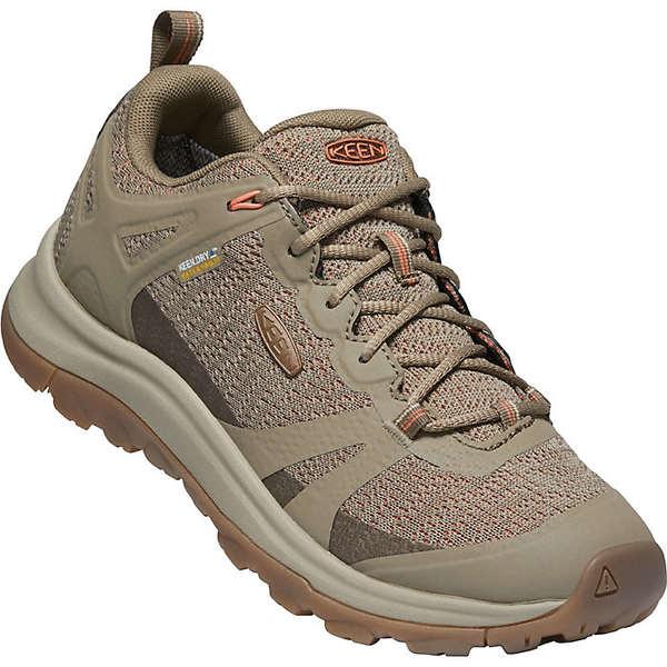 キーン レディース スポーツ ハイキング Timberwolf お買得 Coral 全商品無料サイズ交換 ◆高品質 Waterproof KEEN Women's Shoe Terradora II