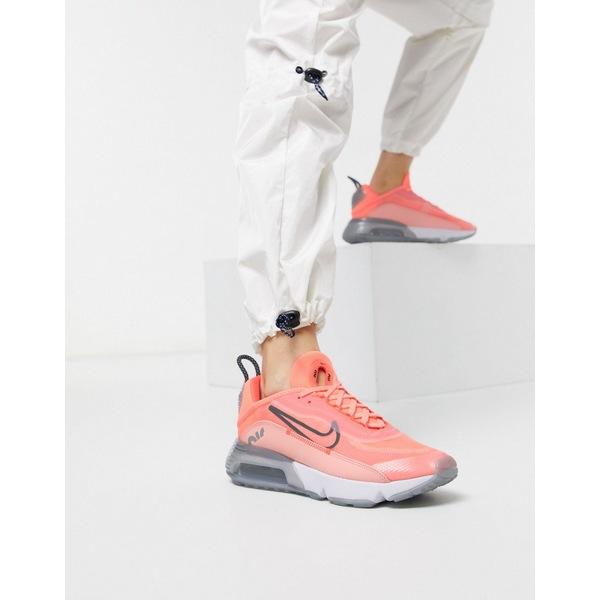 ナイキ レディース スニーカー シューズ Nike Air Max 2090 pink sneakers Pink