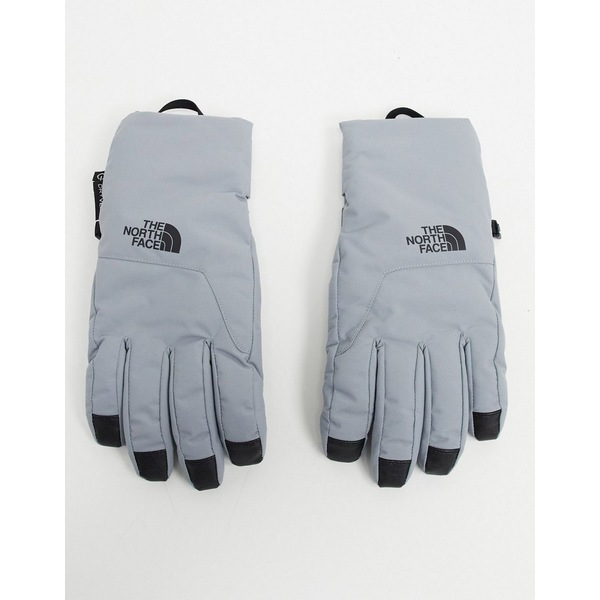 ノースフェイス メンズ 手袋 アクセサリー The North Face Guardian Etip glove in gray Gray