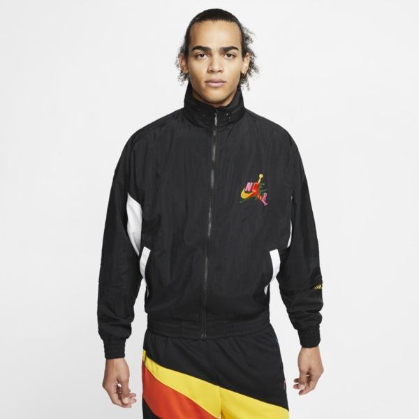 ジョーダン メンズ ジャケット&ブルゾン アウター Jumpman Classics Jacket Black