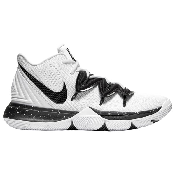 ナイキ メンズ バスケットボール スポーツ Kyrie 5 Kyrie Irving | White/Black