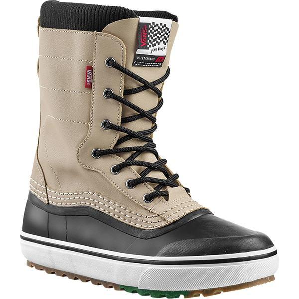 バンズ メンズ ブーツ&レインブーツ シューズ Standard Snow Boot (jake Kuzyk) Black/Khaki
