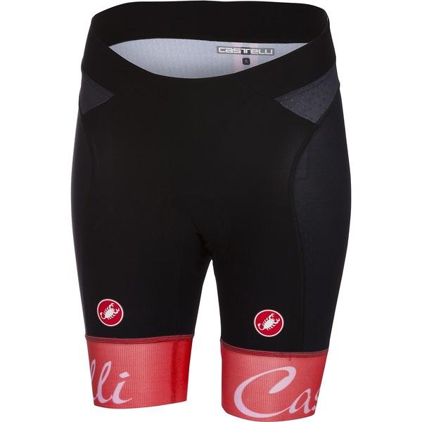 カステリ レディース サイクリング スポーツ Free Aero Shorts - Women's Red