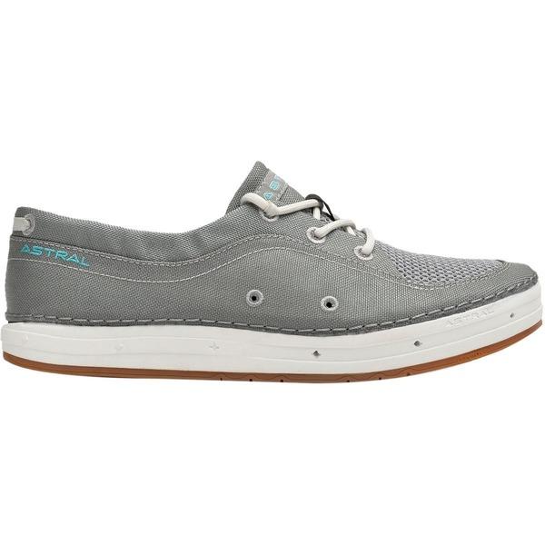 アストラル レディース ランニング スポーツ Porter Water Shoe - Women's Gray/Turquoise