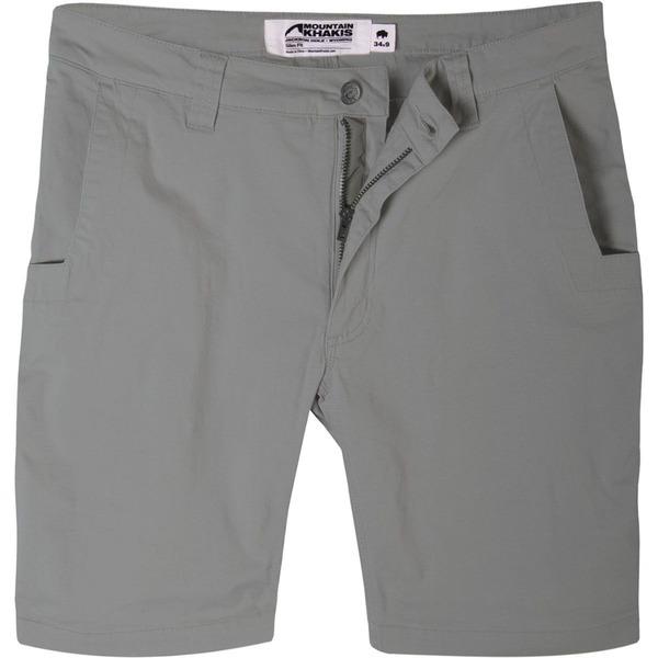 マウンテンカーキス メンズ ハーフ&ショーツ ボトムス All Mountain Utility Slim Fit Short - Men's Woodland