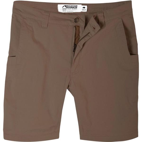 マウンテンカーキス メンズ ハーフ&ショーツ ボトムス All Mountain Utility Slim Fit Short - Men's Firma