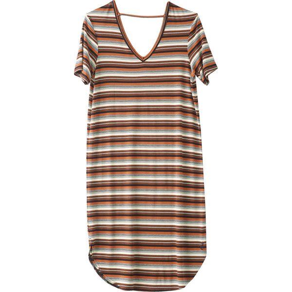 カブー レディース ワンピース トップス Sachi Dress - Women's Terrain Stripe