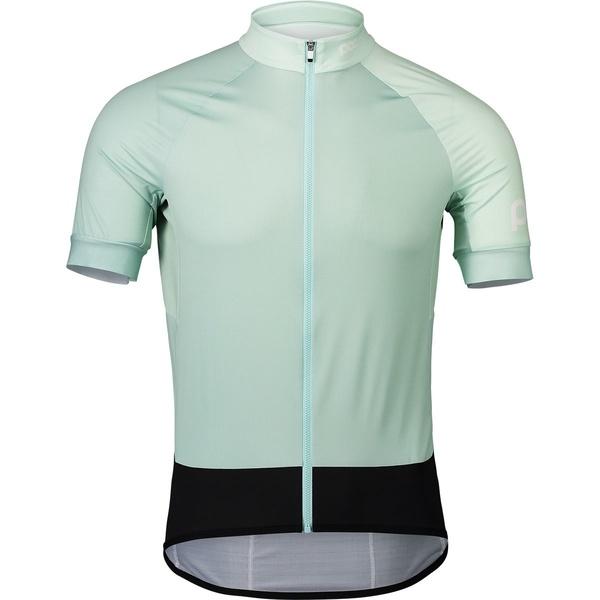 ピーオーシー メンズ サイクリング スポーツ Essential Road Jersey - Men's Apophyllite Multi Green