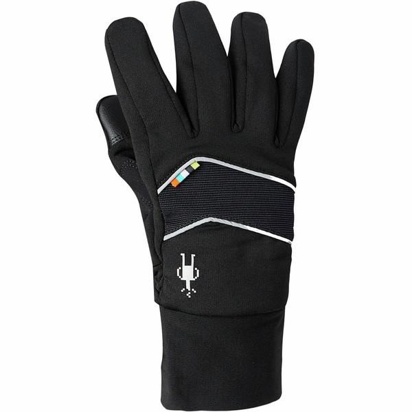 スマートウール メンズ 手袋 アクセサリー Merino Sport Fleece Insulated Training Glove Black