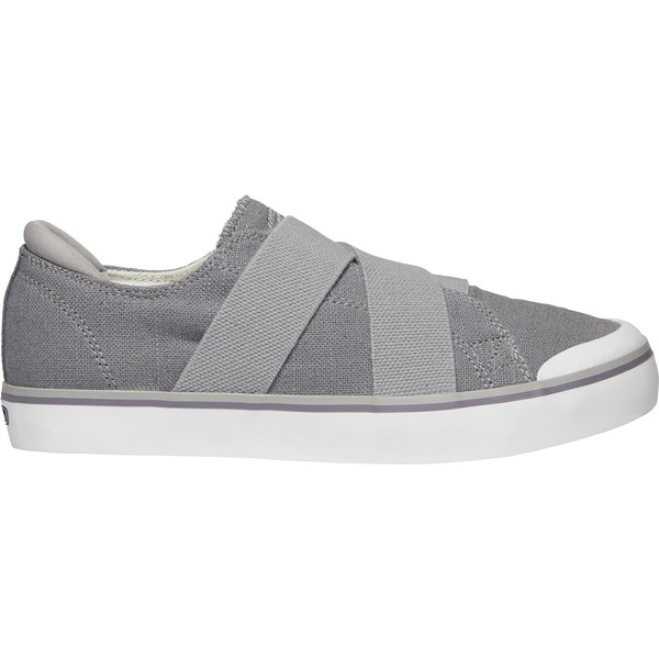 キーン レディース スニーカー シューズ Elsa III Gore Slip-On Sneaker - Women's Steel Grey