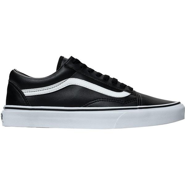 バンズ メンズ スニーカー シューズ Old Skool Shoe - Men's (classic Tumble) Black/True White