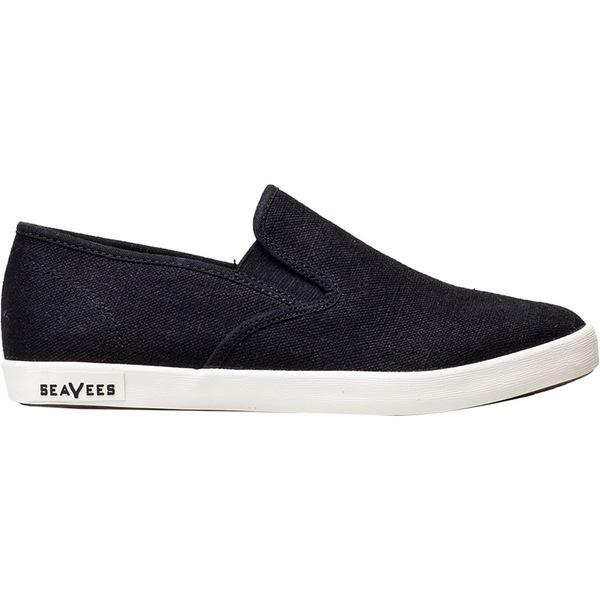 シービーズ レディース シューズ スニーカー Black 全商品無料サイズ交換 超定番 Baja Women's On Shoe Standard - 超人気 専門店 Slip