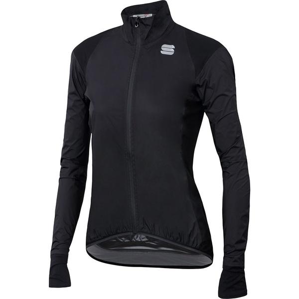 スポーツフル レディース サイクリング スポーツ Hot Pack No Rain 2.0 Jacket - Women's Black