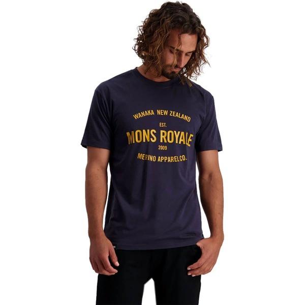 モンスロイヤル メンズ Tシャツ トップス Icon T-Shirt - Men's 9 Iron