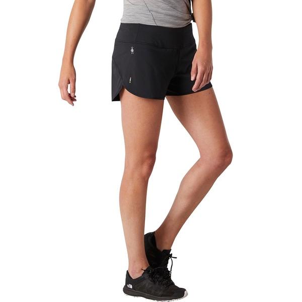 スマートウール レディース カジュアルパンツ ボトムス Merino Sport Lined Short - Women's Black
