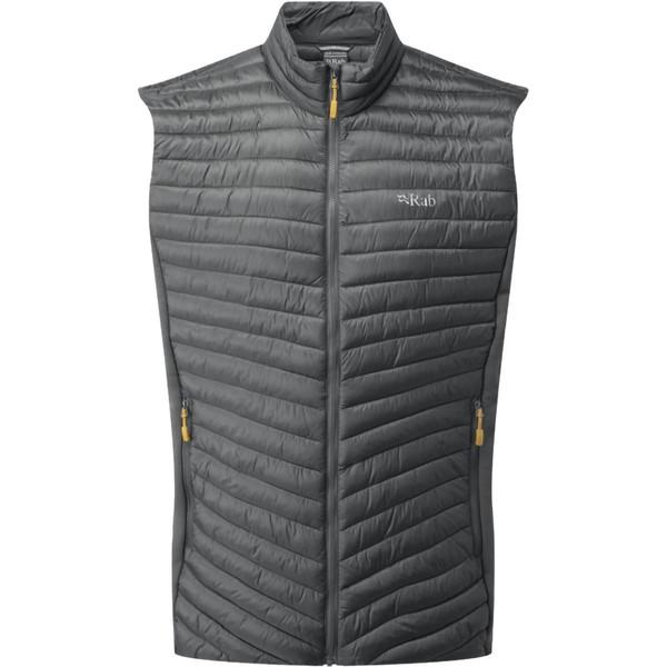 ラブ メンズ ベスト トップス Cirrus Flex Vest - Men's Steel