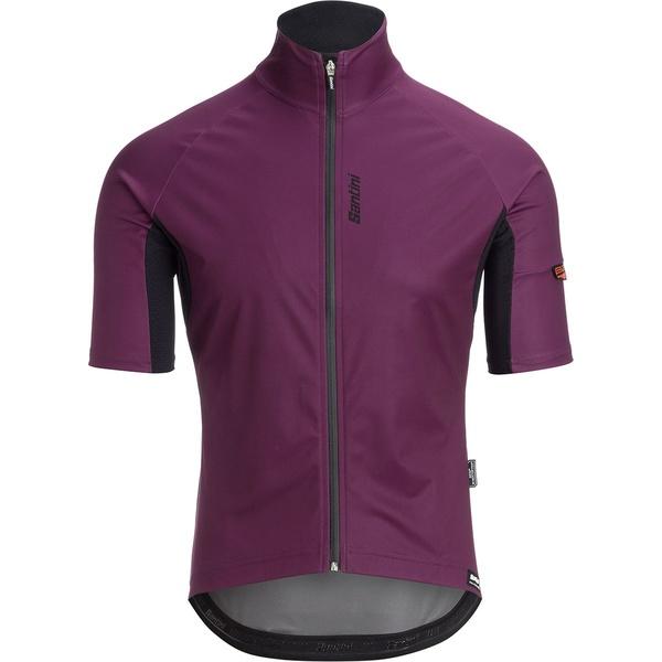 サンティーニ メンズ サイクリング スポーツ Beta Lite Jersey - Men's Bordeaux