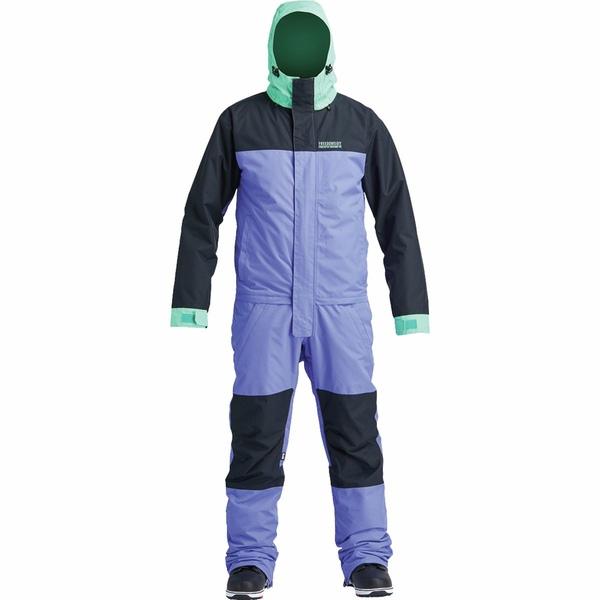 エアブラスター メンズ スノーボード スポーツ Insulated Freedom Suit - Men's Max Warbington