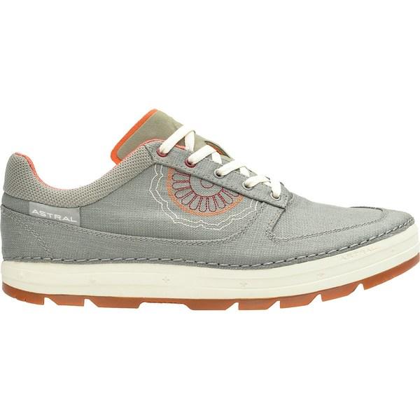 アストラル レディース ランニング スポーツ Tinker Hemp Shoe - Women's Gray/White
